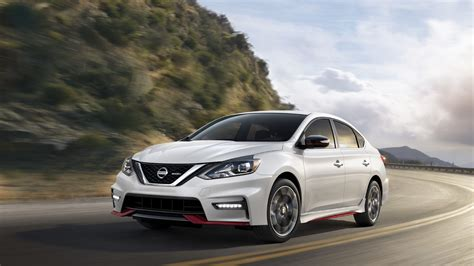 nissan sentra 2017 2017 nissan sentra nismo first drive a modest performance