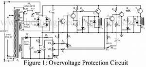 overvoltage protection circuit best engineering projects With circuit protection