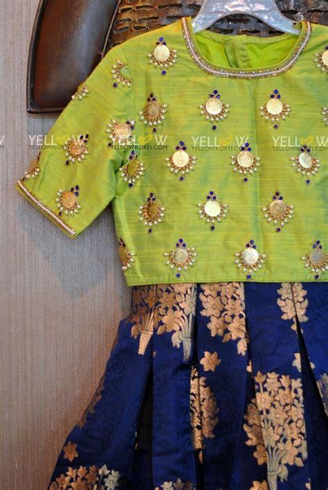 simple aari work blouse designs   inspire