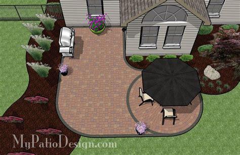 l shaped patio designs quot l quot shaped patio design patio designs ideas for the home pinterest patios backyard