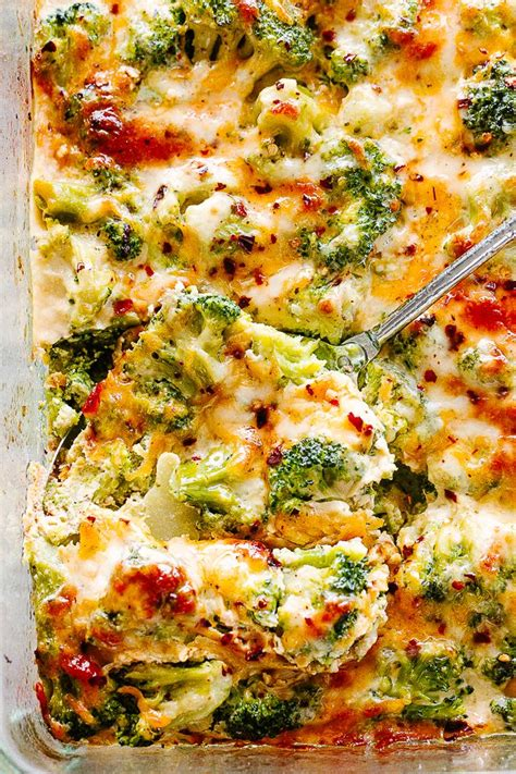 Low carb cream cheese rolls. Broccoli Cheese Casserole - A creamy and savory Broccoli ...