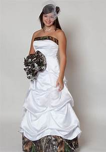 camo wedding dresses dressed up girl With mossy oak wedding dress