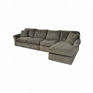 74 off macy39s macy39s modern concepts charcoal gray With modern concepts sectional sofa