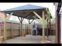 building a gazebo How to build a Wooden gazebo over hot tub, you won't ...