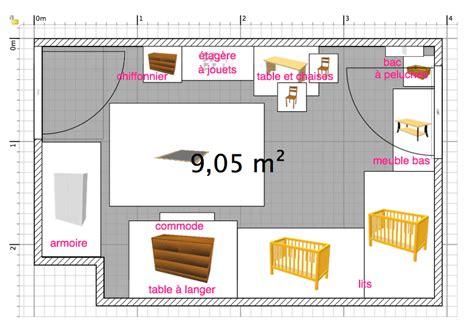 aménager une chambre de 9m2 pour deux bébés maman pouce