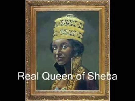 P2 Ethiopia's Queen of Sheba & Biblical Scholarship ...