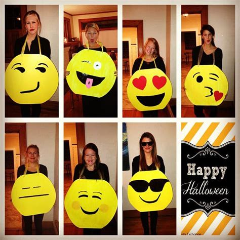The 15 Best Emoji Halloween Costumes This Year | Brit + Co