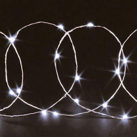 50 bulb led outdoor string light white buy at