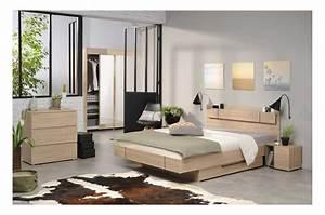 Chambre à Coucher Adulte : chambre coucher adulte moderne ~ Teatrodelosmanantiales.com Idées de Décoration