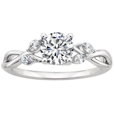how to choose a diamond cut shape engagement ring guide brilliant earth
