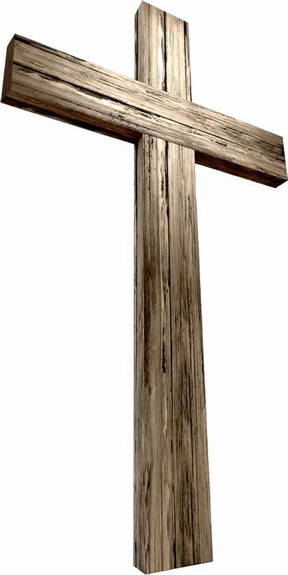 Cross Transparent Wooden Jesus Wood Christian Crown