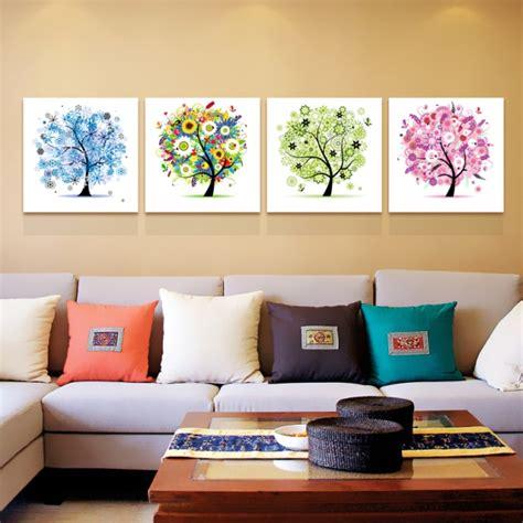 dekorasi dinding hiasan dinding ruang tamu rumah minimalis desainrumahid