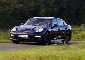 Porsche Panamera Hybride : essai porsche panamera diesel hybride les photos diaporama photo ~ Medecine-chirurgie-esthetiques.com Avis de Voitures