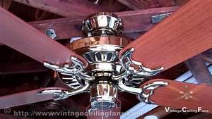 Hunter Comfort Breeze Ceiling Fan Model 25414-001-00