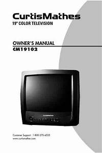 Daewoo Cm19102 Tv   Television Download Manual For Free Now