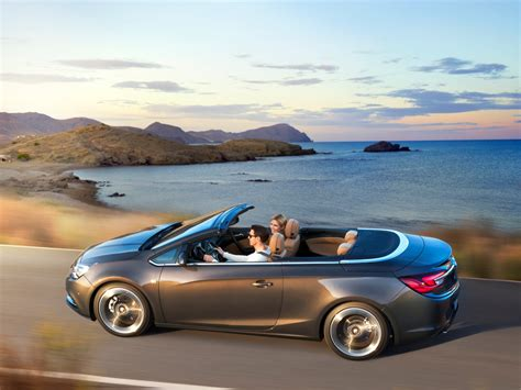 Buick Regal Convertible by Opel Cascada Is Europe S Buick Convertible W
