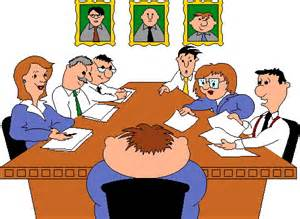 Council Meeting Clip Art