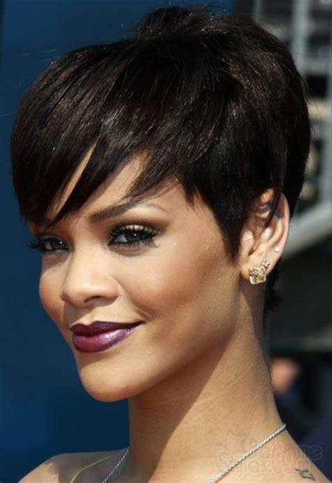 short tapered haircuts  black women