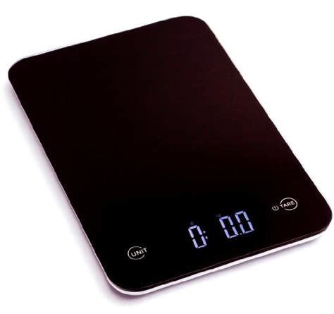 ozeri touch professional digital kitchen scale 12 lbs edition tempe