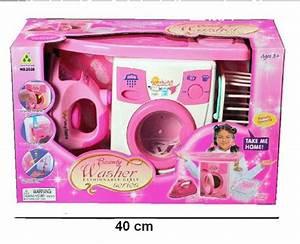 Waschmaschine Für Kinder : spielset kinder waschmaschine b geleisen mit funktion b gelbrett ~ Whattoseeinmadrid.com Haus und Dekorationen