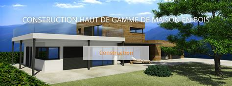 fabricant de cuisine haut de gamme entreprise de construction maison ossature bois en isère savoie drôme 38 73 26