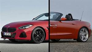 2019 Bmw Z4  See The Changes Side