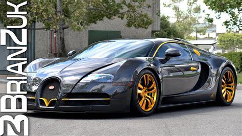 La boîte de vitesses à elle seule coûte 100 000 €. Mansory Linea Vincero d'Oro Bugatti Veyron - YouTube