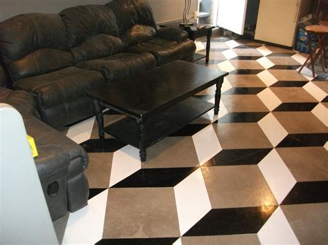 Interior concrete flooring is beautiful durable flood and