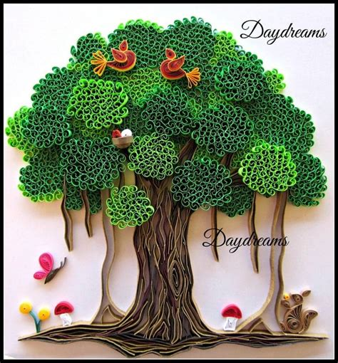 quilling beehive technique simple craft ideas