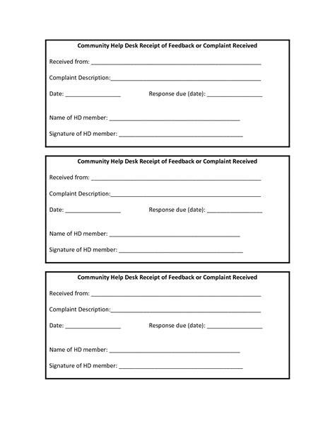 Receipt Book Template DOC cakepins.com   Business Ideas