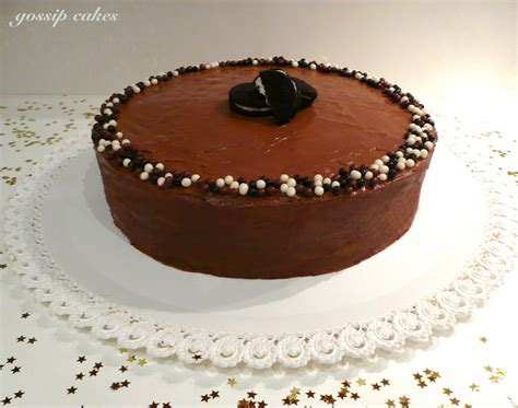 decoration gateau chocolat anniversaire