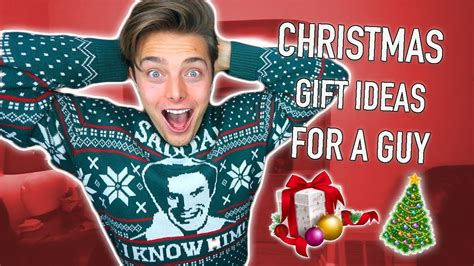 Christmas Gift Ideas For Your Boyfriend Or Crush 2017