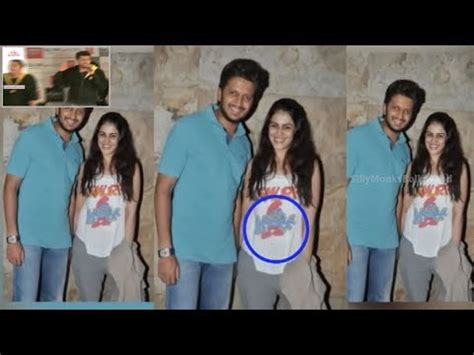 actress jyothika delivery yes genelia is pregnant riteish deshmukh youtube