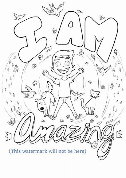 Am Amazing Colouring Printable Worksheets Coloring Pages