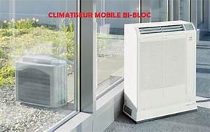 Refroidir Une Piece Sans Clim : climatiseur mobile avantages et inconv nients d 39 une climatisation portable ~ Melissatoandfro.com Idées de Décoration