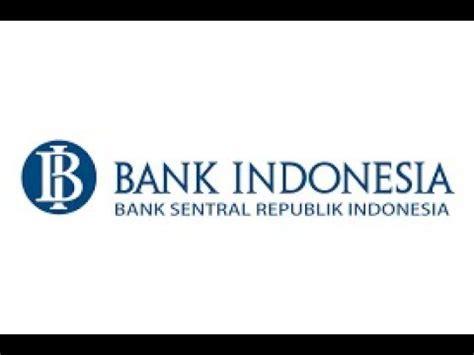 lowongan kerja terbaru  bank indonesia youtube
