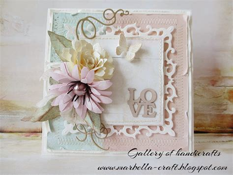 Handmade Card From Gallery Of Handicrafts ... Dimensional