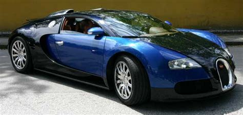 Complete List Of All Bugatti Models