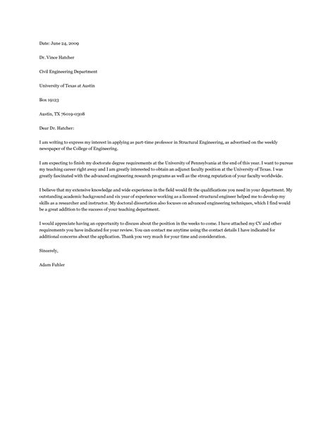cover letter for college instructor cover letter design community college cover letter sample