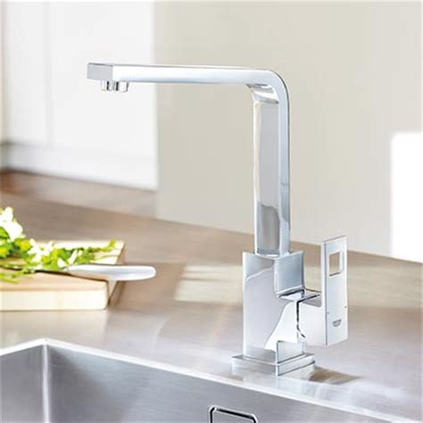 robinet grohe cuisine robinet de cuisine avec mitigeur grohe eurosmart espace