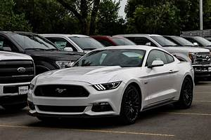 New 2017 Ford Mustang Coupe GT Premium White Platinum Tri-Coat (MET) for sale - $50405.75 ...