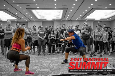 summit training functional better perform performbetter trainers published summits
