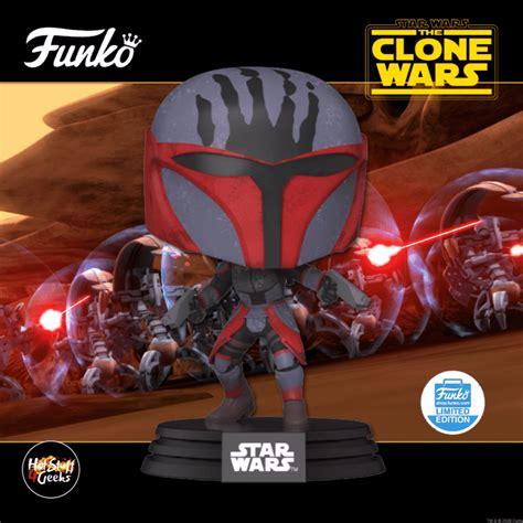 2020 NEW Funko Pop! Clone Wars - Mandalorian Super ...