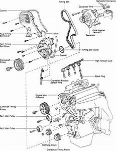 Solved  Trying To Find Timing Marks For 1995 Toyota