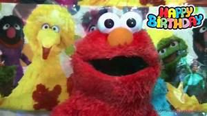 Happy Birthday for my Best Friend - Elmo sings birthday ...