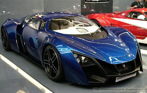 automobile trendz marussia