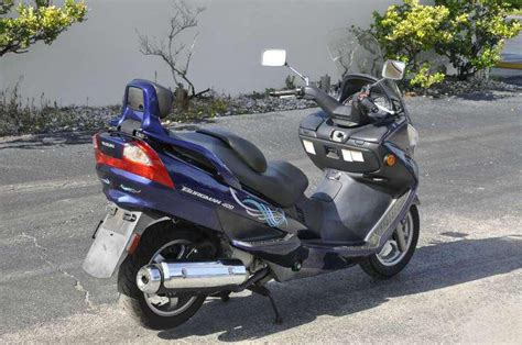 2005 Suzuki Burgman 400 by 2005 Suzuki Burgman 400 Scooter For Sale On 2040motos