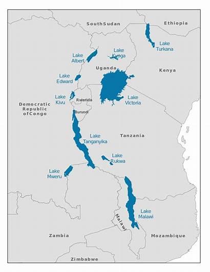 Lakes African Wikipedia Svg Wiki