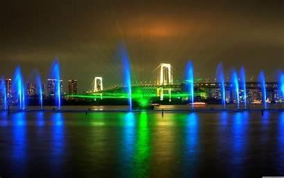 Tokyo Rainbow Bridge Uhd Wallpapers 4k Ultra