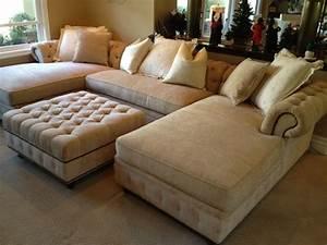 kenzie style chesterfield custom sectional sofas With custom deep sectional sofa